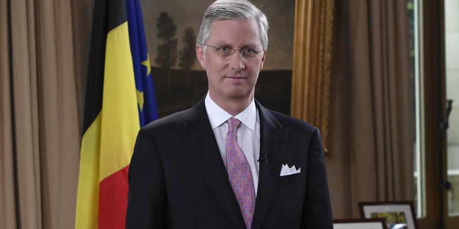 Belgique : le roi rompt le jeûne avec une famille marocaine (photos)