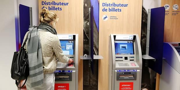 Charleroi : une bande de braqueurs écoulait des billets maculés - La DH