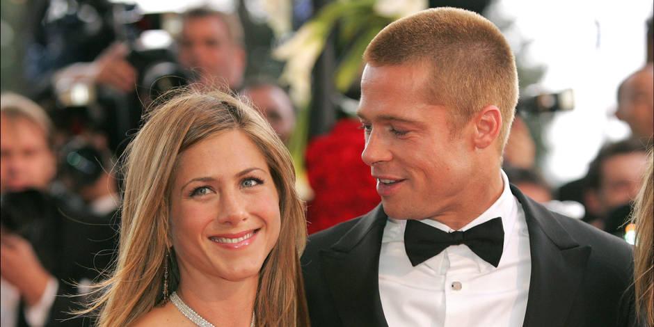 Le geste de Brad Pitt que Jennifer Aniston n'attendait plus