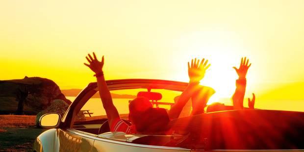 77 % des Belges partent en vacances en voiture - La DH