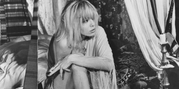 Anita Pallenberg, la muse magnifique des Rolling Stones, est décédée - La DH