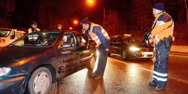 Bruxelles: Nombre record d'infractions routières en 2016 - La DH