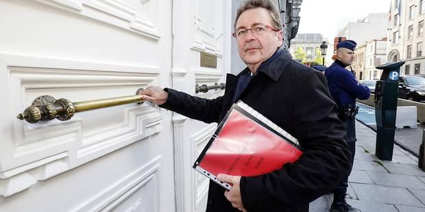 Scandales au PS bruxellois: La justice enquête sur Rudi Vervoort! - La DH