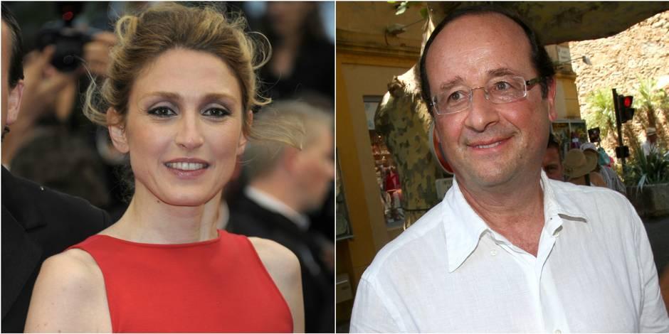 François Hollande s'est installé chez Julie Gayet