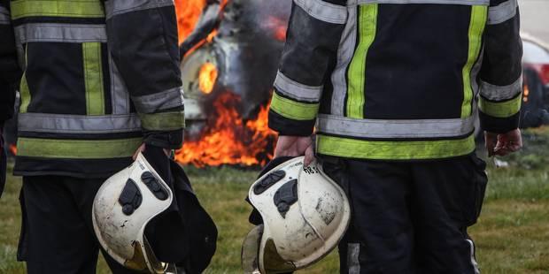 Drame à Gembloux: une dame de 83 ans décède dans l'incendie de l'auto de son amie - La DH