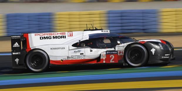 24H du Mans: victoire pour la Porsche N°2 de Hartley-Bamber-Bernhard, le Belge Vanthoor vainqueur en GTE-AM - La DH