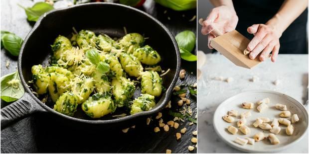 Gnocchi : la recette facile à faire, chic et pas chère - La DH