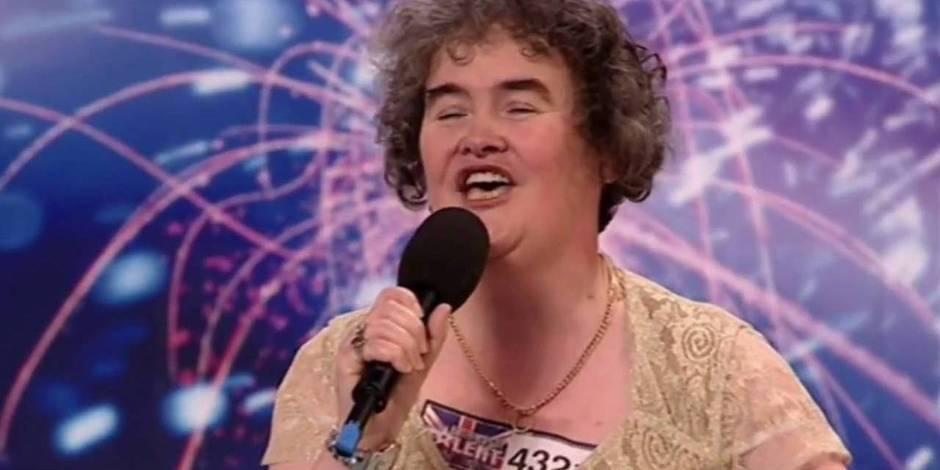 Susan Boyle agressée par 15 individus