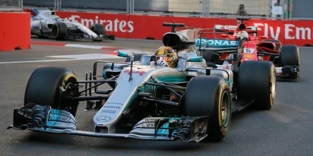Clash Hamilton/Vettel: La FIA ouvre une enquête - La DH