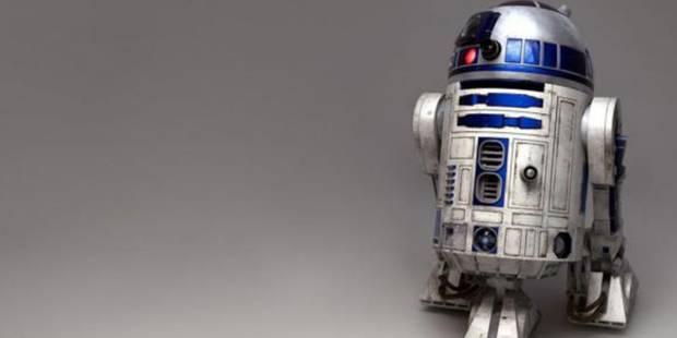 R2-D2, le robot qui valait 2,7 millions $ - La DH