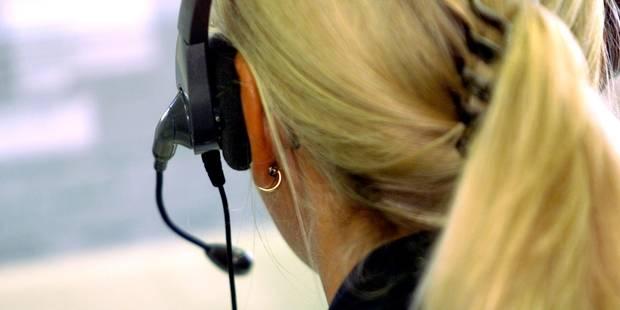 Ces entreprises qui abusent du système intérim en Belgique: Les call-centers en tête du peloton - La DH