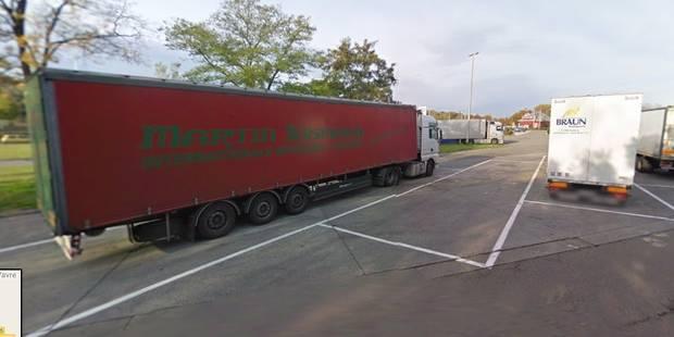 Wavre : les camions interdits sur l'aire d'autoroute de Bierges - La DH