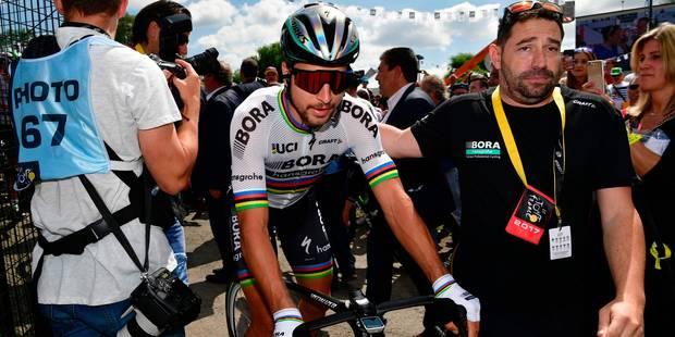 Incroyable rebondissement: le champion du monde Peter Sagan exclu du Tour de France par le jury des commissaires - La DH