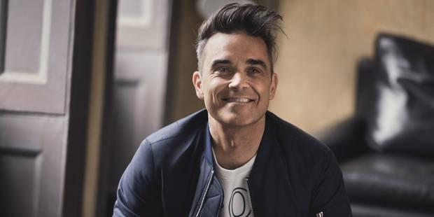 La collection capsule Robbie Williams x Marc'O Polo est lancée pour les 50 ans de la marque ! - La DH