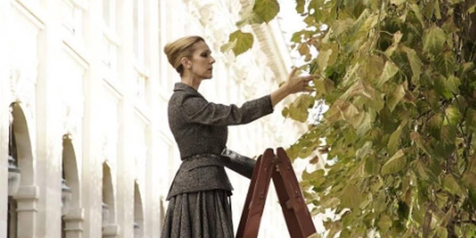 Céline Dion, un shooting mode pour Vogue
