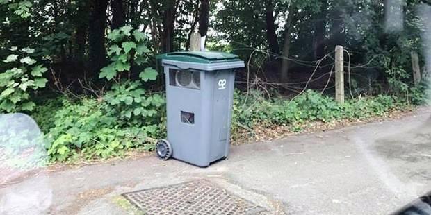 Mons et Centre : nos poubelles ne flasheront pas - La DH