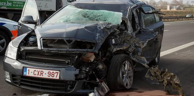 Cinq blessés dans un accident à Saint-Vith - La DH