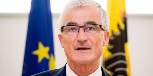 Fête de la Communauté flamande: G. Bourgeois plaide pour de nouveaux transferts de compétences vers la Flandre - La DH