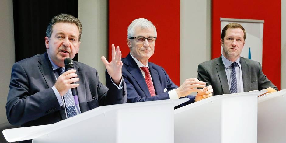 Cabinets minist riels la flandre emploie deux fois moins de collaborateurs que la wallonie - Cabinet recrutement bruxelles ...