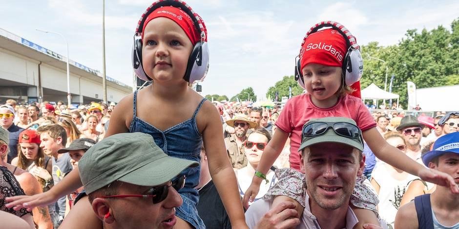 AMBIANCE AU RONQUIERES FESTIVAL
