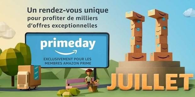L'Amazon Prime Day, c'est aujourd'hui, et c'est un carton - La DH