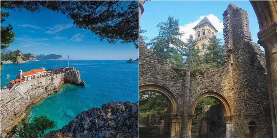L'Abbaye d'Orval dans le top 20 des joyaux cachés d'Europe