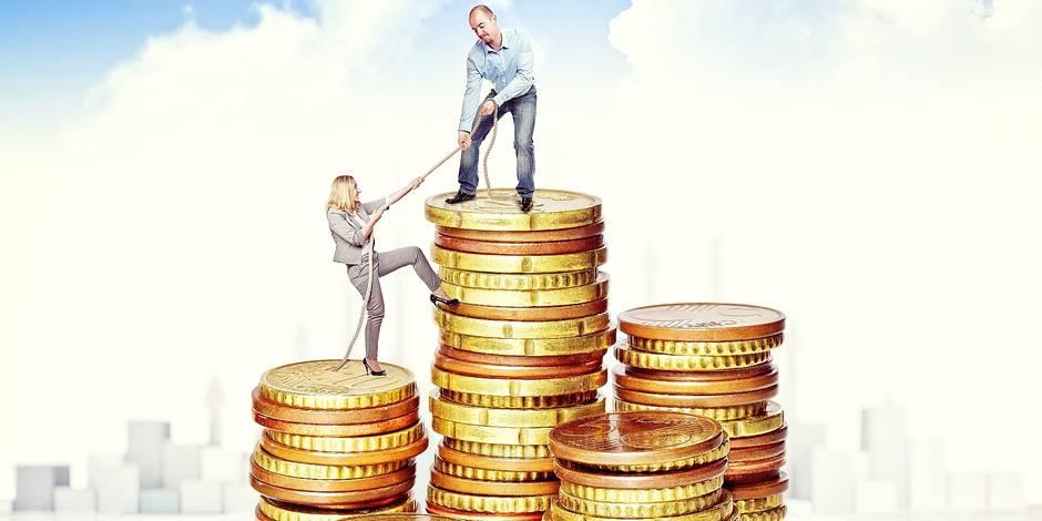 Le Belge épargne en moyenne 185 € par mois - La DH