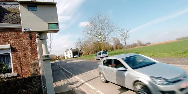 Braine-l'Alleud :plus de 1.300 excès de vitesse sanctionnés en 2016 ! - La DH