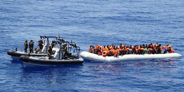Après Francken, le ministre de la Défense Vandeput (N-VA) veut aussi stopper la mission de la frégate - La DH