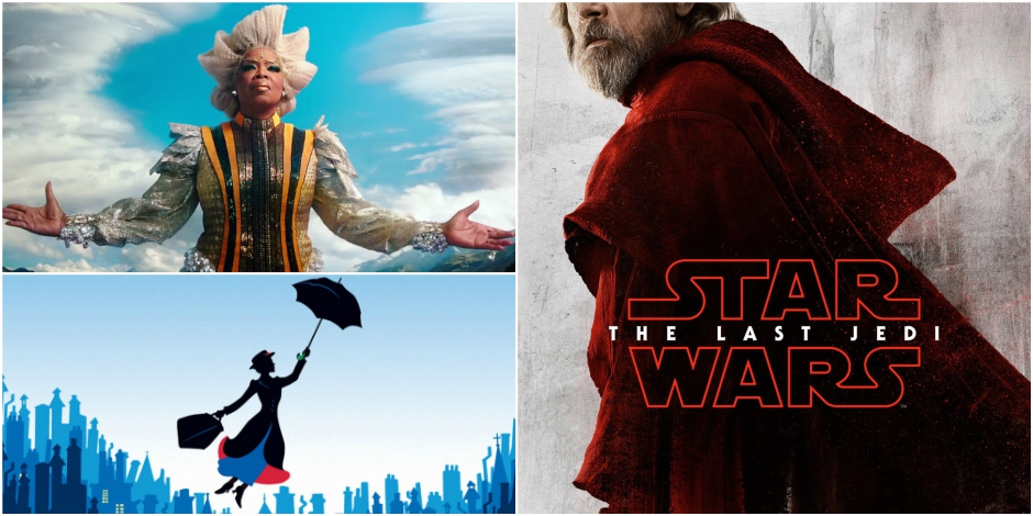 Star Wars, A Wrinkle in Time, Mary Poppins Returns: Disney envoie du lourd pour les deux années à venir