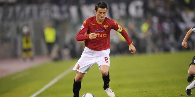 Cette ancienne star de la Roma, du Real et de Monaco a trouvé du travail - La DH