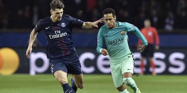 Neymar au PSG ? Meunier répond avec humour ! - La DH
