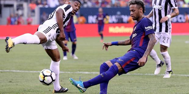 Neymar écoeure la Juventus en amical (VIDEOS) - La DH