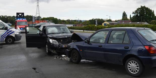 Tournai: Collision frontale le long des quais - La DH