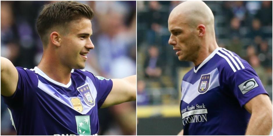 Dendoncker et Nuytinck de retour à Anderlecht