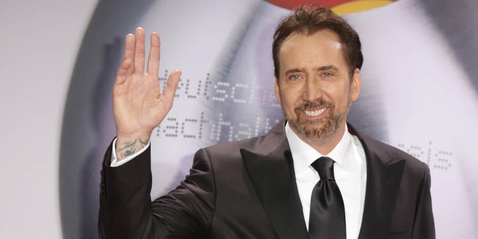 Une photo de Nicolas Cage au Kazakhstan provoque l'hilarité de la toile
