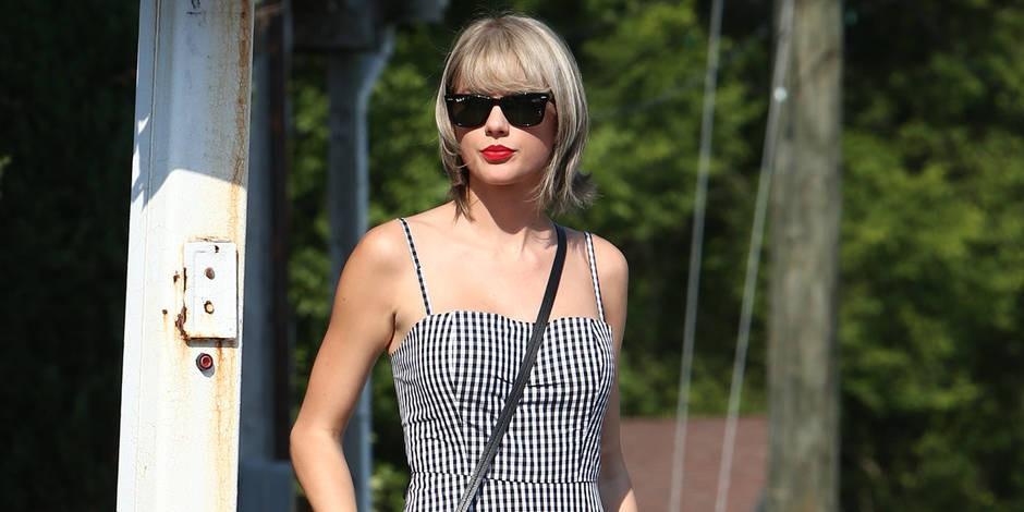 Le cœur de Taylor Swift n'est plus à prendre