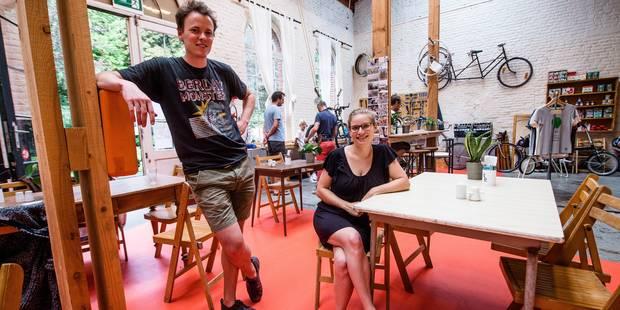 Etterbeek: Un café pour démystifier l'univers du vélo - La DH