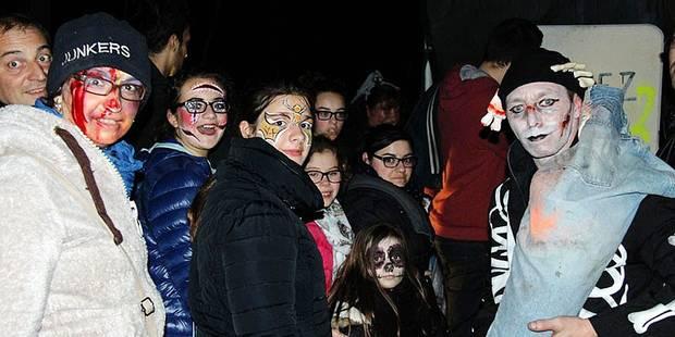Fleurus: l'horreur revient au Vieux-Campinaire - La DH