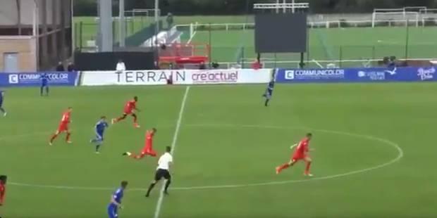 Un jeune joueur du Standard marque du milieu de terrain ! (VIDEO) - La DH