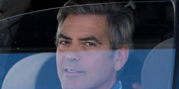 George Clooney est en colère et porte plainte à cause de ces photos - La DH