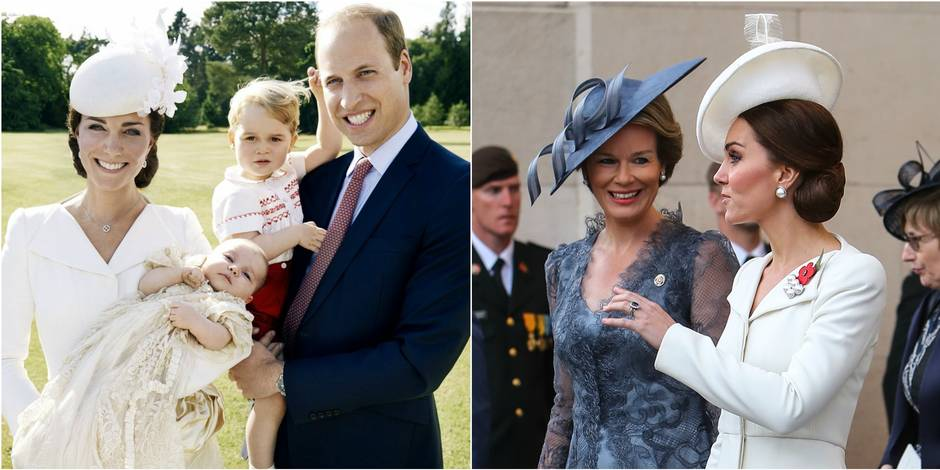 Quand Kate Middleton recycle ses looks