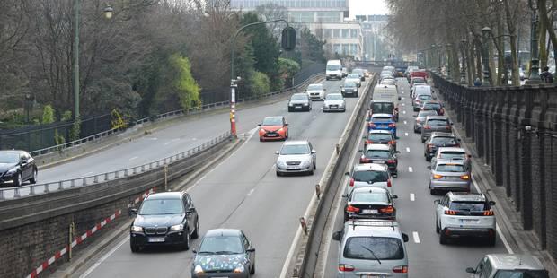 Bruxelles : le tunnel Rogier fermé jusqu'au moins 6h ce mercredi - La DH
