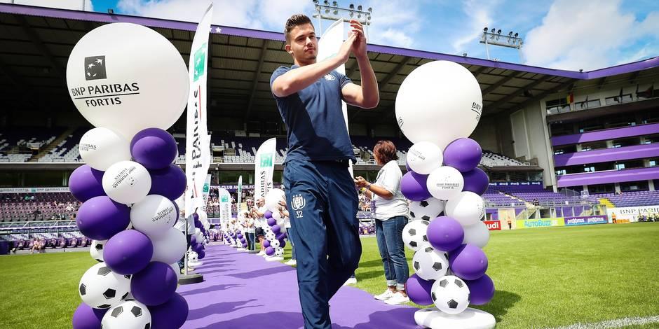 Pourquoi Anderlecht reste confiant pour Leander Dendoncker