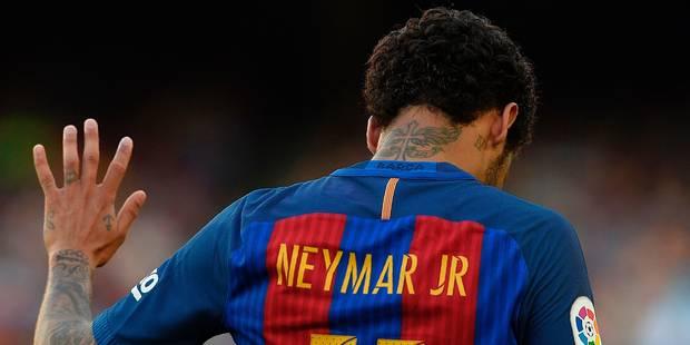 Neymar quitte le Barça, internet s'emballe (PHOTOS ET VIDEOS) - La DH