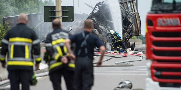 Accidents de camion: 41 tués par an - La DH