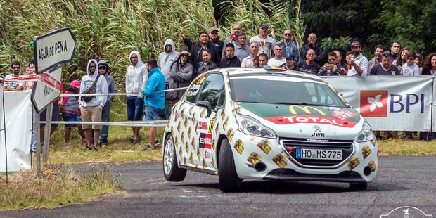 Bonne entrée en matière de Wagemans au Rallye de Madère - La DH