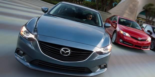 Toyota et Mazda se rapprochent encore! - La DH