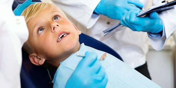 1 enfant sur 3 ne va pas chez le dentiste - La DH