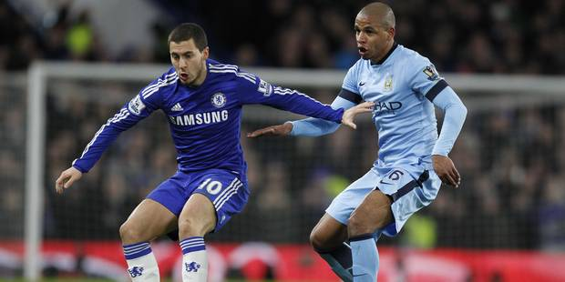 Fernando quitte Manchester City pour Galatasaray - La DH